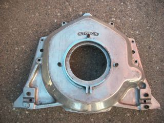 Polished Nicson Rear BBC SBC motor mount Jet boat berkeley v drive