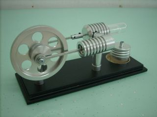 New Hot Air Stirling Engine Stirlingmotor No Steam Free DHL Shipping