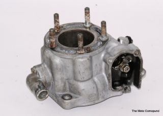 2001 Honda CR125 CR 125 Stock Engine Motor Cylinder Jug Chrome Bore