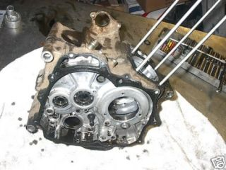 Honda Four TRX 125 ATV Engine Crankcases 4 Trax