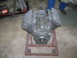 VH 4D Wisconsin Engine
