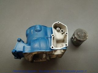 88 Suzuki RM 250 Cylinder and Piston Engine Motor