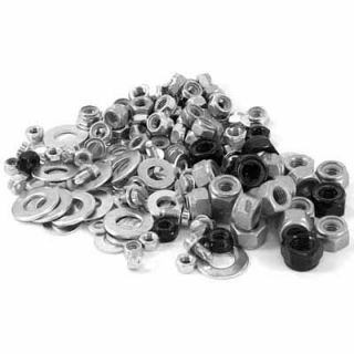 140 Piece Dune Buggy VW Engine Hardware Kit 8mm. Complete engine