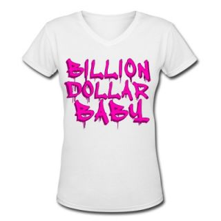 2ne1 billion dollar baby V Neck T Shirt 10259101