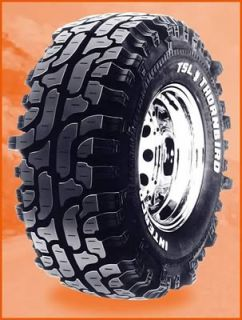 Tire, TSL Thornbird, LT 35.00 x 14.50 15, Bias Ply, 2,725 lbs. Maximum