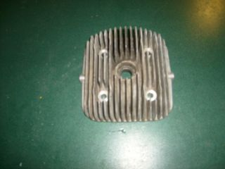 Sno Jet 292 Hirth Single Cylinder Head
