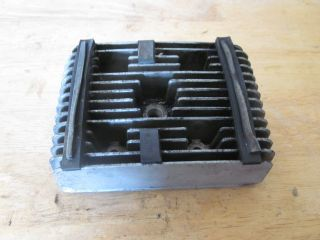 Ski Doo Rotax 503 Snowmobile Engine Cylinder Head 1979 1980 Blizzard