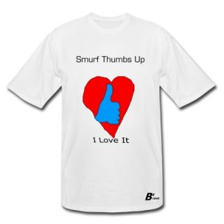 Smurf Thumbs Up T Shirt 8297317