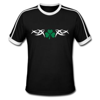 Irish Celtic Shamrock Tattoo T Shirt 7101865
