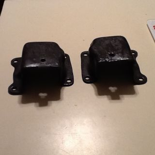 1970 1971 Ford Fairlane Torino 429 Engine Frame Brackets