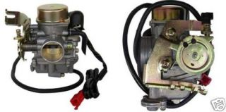 Keihin Carburetor CVK30 for 150cc GY6 Engine