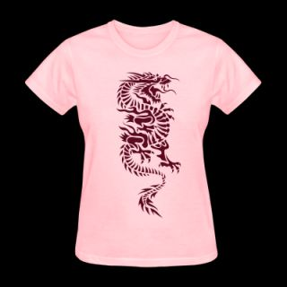 Chinese Dragon Tattoo 4 T Shirt 9077987