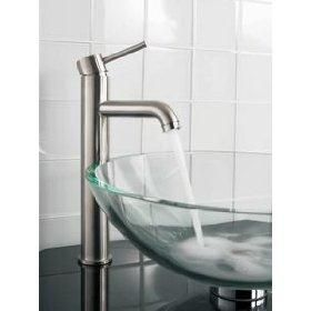 Pegasus FTV 100 01 26 One Handle Vessel Bathroom Faucet, Polished