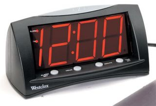 Ingraham Clocks 66 705 Triad Alarm Clock