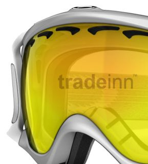 Oakley Crowbar Matte White. Ski goggles and sunglasses Ski goggles